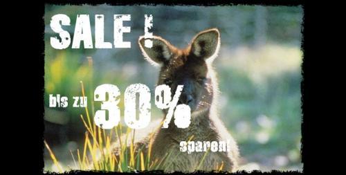 Roadsign Australia bis zu 30% Summer Sale VSK-frei ab 50,-€