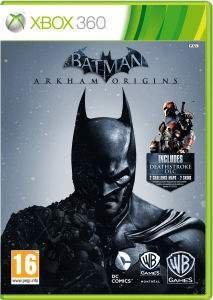 Batman: Arkham Origins Xbox 360 / Wii U für 15,80€ @ zavvi