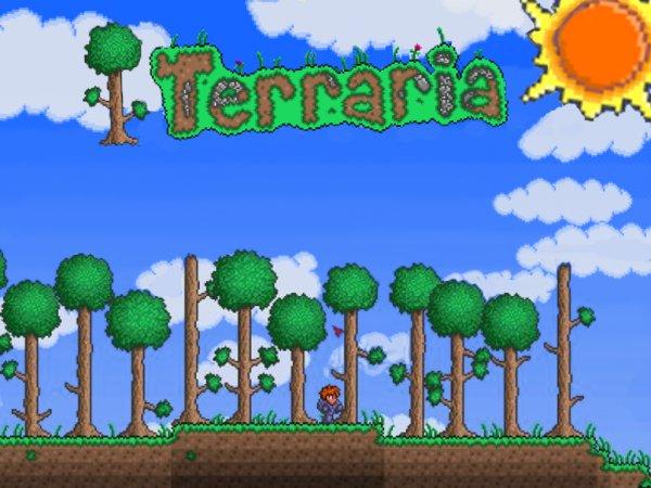 [gk4] Terraria (Steam Key)