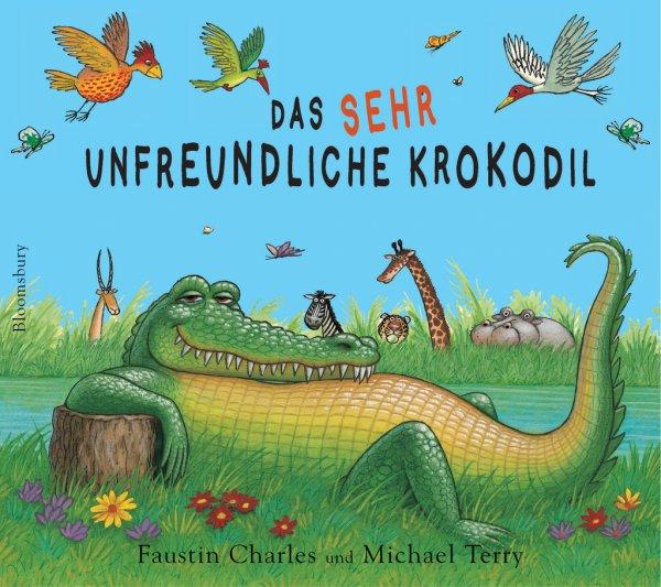 Wieder da! Das sehr unfreundliche Krokodil (gebundene Ausgabe) Mängelexemplar 6,33 EUR ebay.de