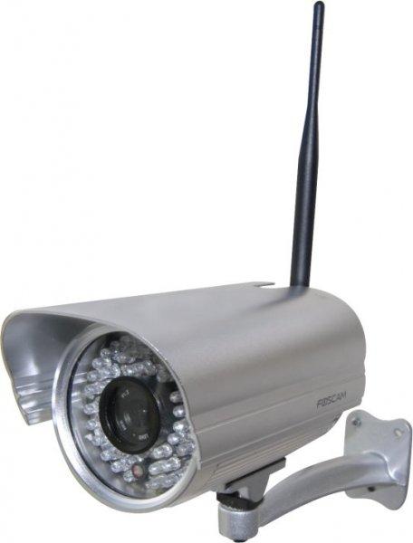 Etwas mehr Sicherheit für Zuhause. Überwachungskamera's Foscam FI9805