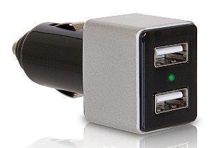 [AMAZON] Bigtec Mini dual KFZ USB Adapter 2 USB Ports mit bis zu 1A 1000mA Output