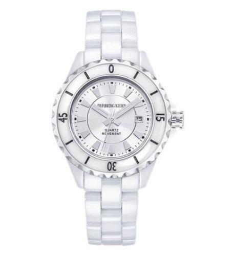 Dyrberg / Kern Damen Keramik Chronograph Oceamica 332699 Armbanduhr für 69,99 €