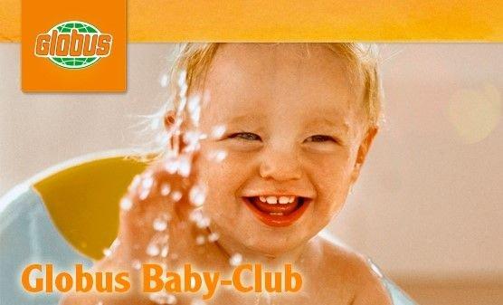 [GLOBUS MAINTAL] Gratis Frühstück für Globus Baby-Club-Mitglieder + Baby Glässchen + kostenlose Überraschung am 30.04.2014