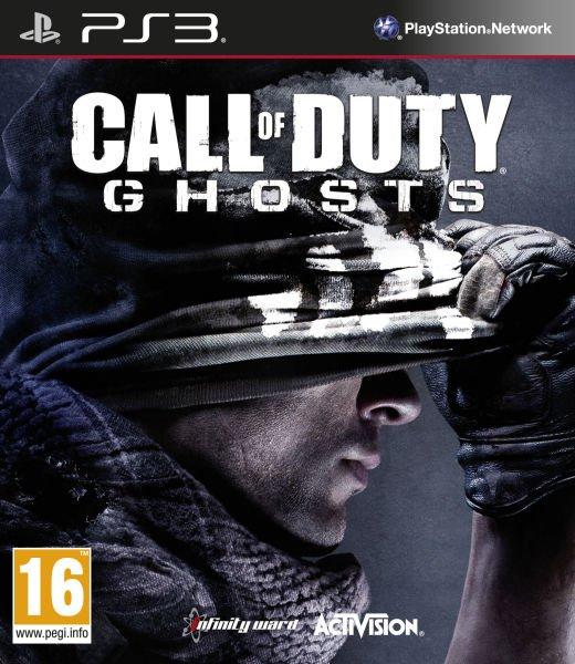 Call Of Duty: Ghosts PS3 - Zavvi.com