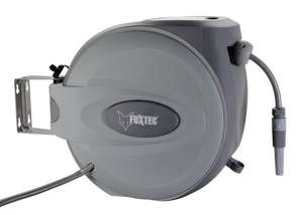 Fuxtec M30EVO 30m gratis Schlauch automatischer Wasserschlauchaufroller 59,90€