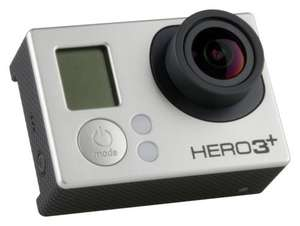 GoPro Hero3+ PLUS Black Edition Surf/Adventure/Motorsport