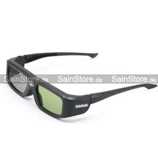 SainSonic Zodiac 3D DLP-Link Projektor Beamer Brille all BenQ W1070 W750 Glasses