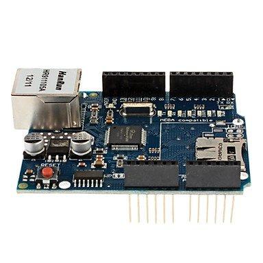 Ethernet-W5100 Shield für Arduino - EUR € 11.91