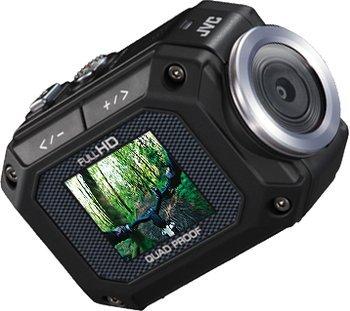 JVC ADIXXION GC-XA1 Action Outdoor Kamera für 99,98€  @ null.de