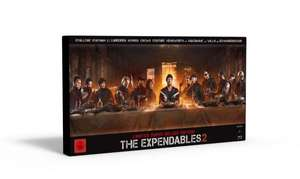 The Expendables 2 - Back For War - Limited Super Deluxe Edition (Blu-ray) für 20,76€ @Media Dealer