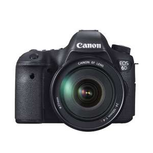Canon EOS 6D und EF 24-105mm f/4L IS USM