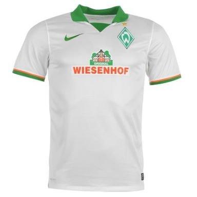 Aktuelles Werder Bremen Auswärtstrikot für 21,59€ + 5,99€ Versand