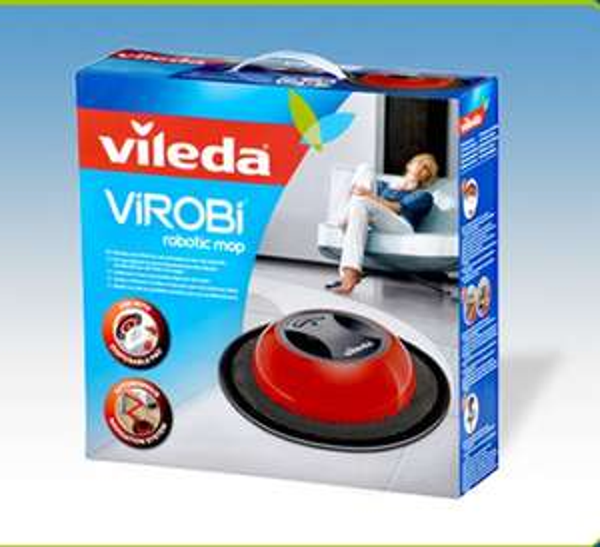 Vileda ViRobi  Wisch-Roboter für 15,00€ [LOKAL - TOOM Würselen]