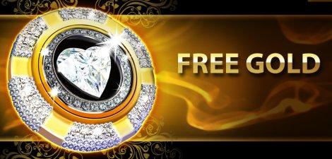 3 Gratis Gold für Zynga Poker