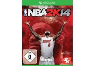 NBA 2K14 Xbox One für 30,50€