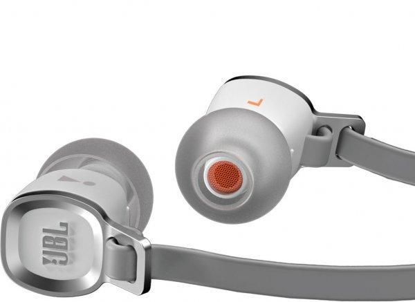 JBL J33 Premium In-Ear Kopfhörer weiß (1,3m, 9 mm Treiber, Flachkabel) 35,00€ -  (***auf sinnlose Votings keine Lust mehr***)