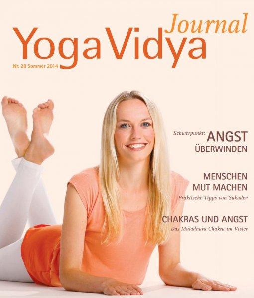 Yoga Vidya Magazin ab sofort kostenloser Download