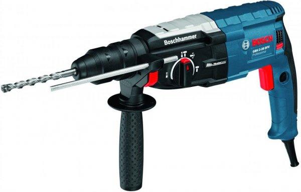 Bosch Bohrhammer mit SDS-plus GBH 2-28 DFV + L-Boxx