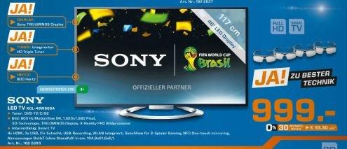 [Saturn bundesweit] Sony KDL-46W905A