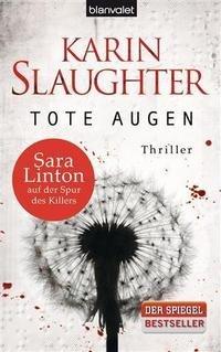 Tote Augen: Thriller [Buch] für 6,99€ @Thalia