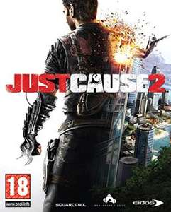 (Uplay) Just Cause 2 GetGames 3,74€