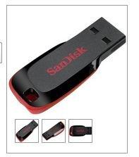 Sandisk Cruzer Blade 64 GB USB Stick @Expert (bei Lieferung in Filiale keine VSK) 19 €