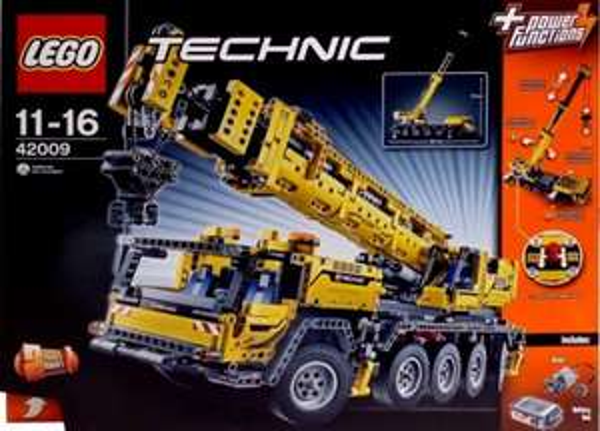 LEGO 42009 Technic: Mobiler Schwerlastkran bei mytoys