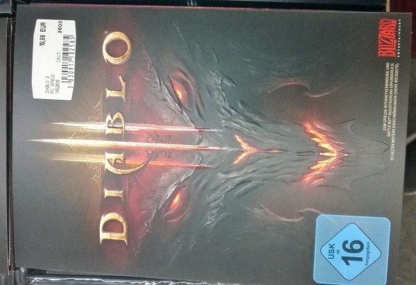 Diablo 3 (PC) für 19,95€ [lokal Mediamarkt Magdeburg am Pfahlberg]