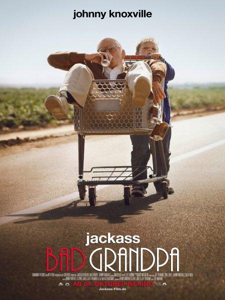 [PSN] Jackass presents / präsentiert Bad Grandpa mit Johnny Knoxville leihen für 0,99€ (SD) oder 1,99€ (HD)