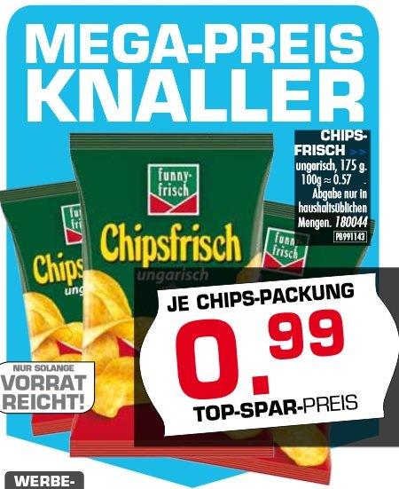 [Hofmeister Erlebnis-Wohnzentren] Funnyfrisch Chips für 0,99€; Musikhocker 29,99€; 15% Rabatt auf Möbel, Küchen, Matratzen ab 300€ Einkaufswert