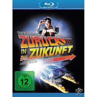 [Blu Ray] Zurück in die Zukunft 1-3 Mediamarkt 15 €