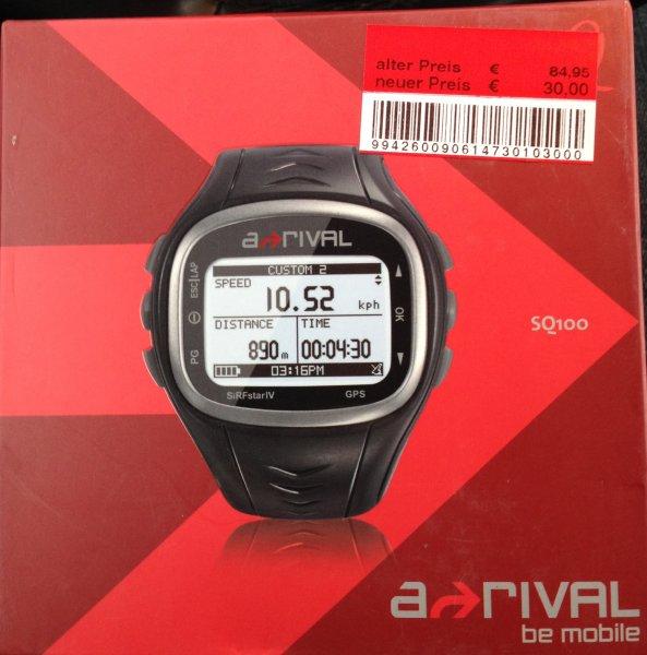 [LOKAL] real,- Ihlpohl - a rival SpoQ GPS-Pulsuhr für 30€