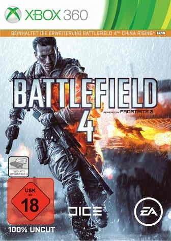 [Bücher.de] Battlefield 4: Day One Edition (Xbox 360) für 25 Euro (inkl. Versand) deutsche Version