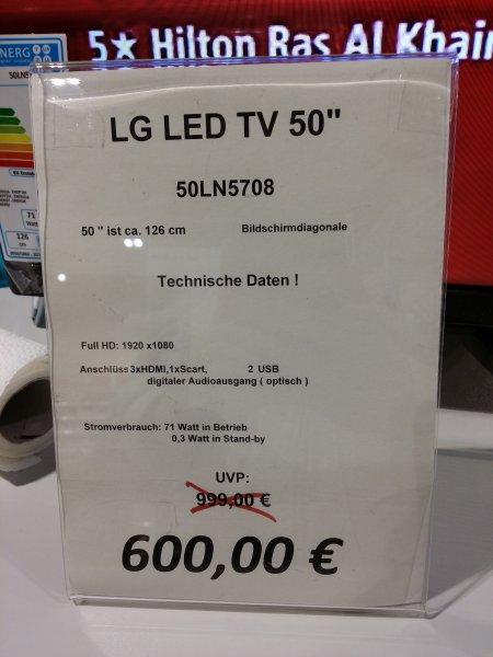 "[Lokal - HH] LG 50"" 50LN5708 -600€  + Toshiba 32"" 32L4333DG + Funai 32"" 32FL553P/10 - 160,30€"
