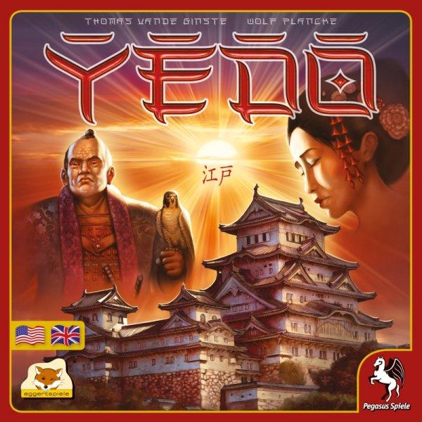 Yedo - Brettspiel