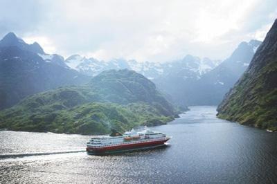 Hurtigruten 11 Nächte Kreuzfahrt Norwegen 2014 ca. 50% unter Normalpreis buchen (viele Termine) - ab ca. 1130,- € p.P. incl. Flug ab/bis Deutschland