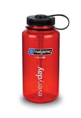 Nalgene Flasche Everyday Weithals 1,0 Liter, 7,95€, kostenloser Versand + 4% QIPU + 4% Skonto