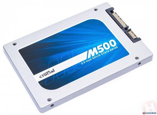 yay SSDs: z.B. Crucial 120GB m500 für 46,40 via Rakuten - und viele mehr