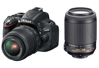 Nikon D5100 Doppelzimmer Kit