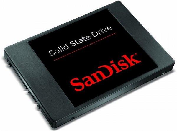 Sandisk SSD 128GB S-ATA 600 / Sata III durch Rakuten.at - Gutschein
