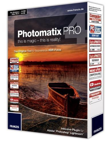 Photomatix Pro 4 für 50€, Norton IS 2011 - 3 PC für 25€, Windows 7 Family 3er Pack 104€ -              Dank 20% Cashback @Softwareload