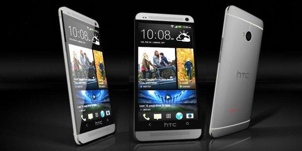 HTC One silver, 32GB, B-Ware