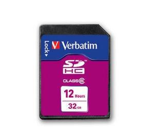 Verbatim SDHC Card 32GB - inkl. Frachtkosten nur 12,99 Euro ( aktuell bei Amazon 31,88 Euro )