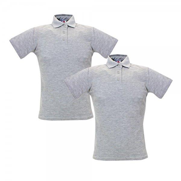 Russell Poloshirts Damen Herren Kinder 2er Pack 9,99€ 83%