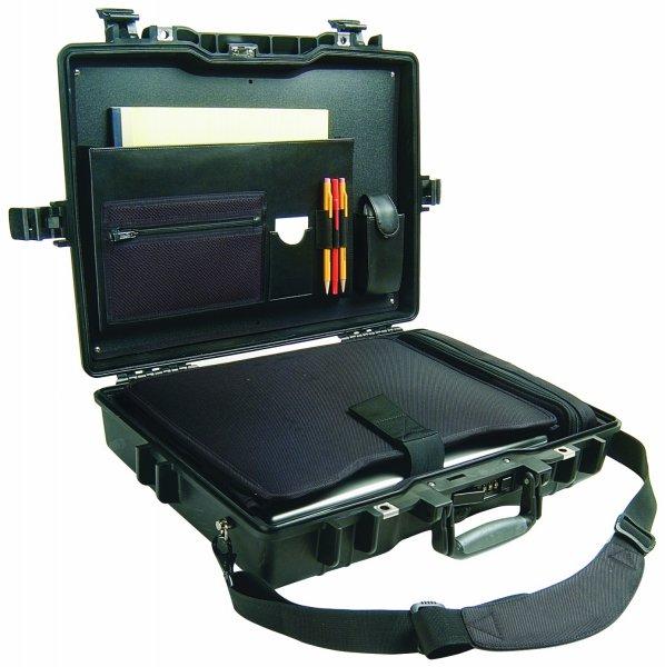 Doerr Peli Modell 1495CC2 Schutzkoffer mit Einsatz für 139€ @Amazon.es