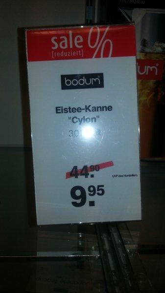 [Lokal Hannover] Bodum - Eisteekanne 3,0 Liter - 9,95€ statt 44,90€ [Galeria Kaufhof]