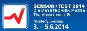 """[NÜRNBERG] Kostenloses Messeticket für die """"Sensor + Test 2014"""" nicht nur für Firmen!"""