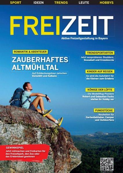 Aktuelle E-MAGAZINE der Mittelbayrischen Medienfabrik kostenlos zum Download (keine Leseproben)