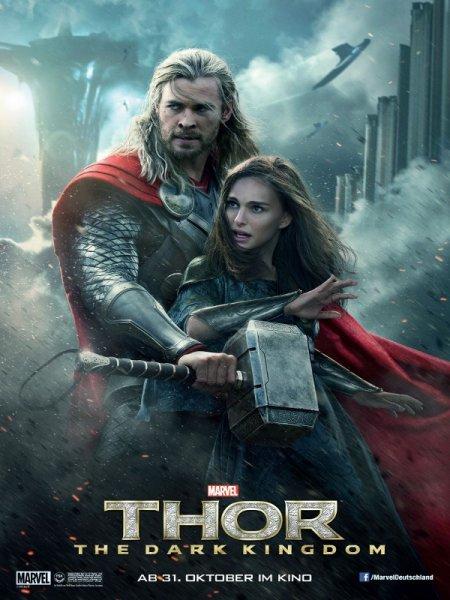 [PSN] Thor : The Dark Kingdom leihen für 0,99€ (SD) oder 1,99€ (HD)